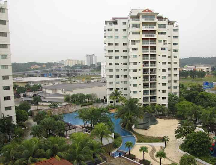 photo of Danga view condo