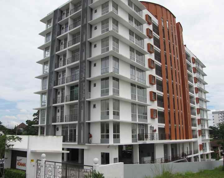 photo of the Adamai Condo in Johor Bahru