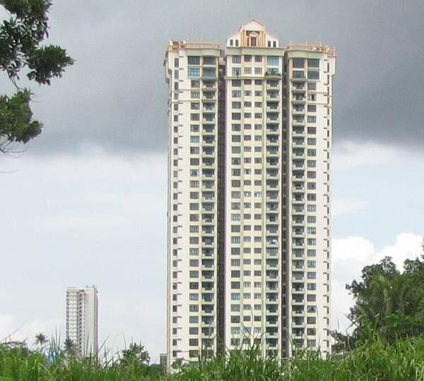 Wadihana condo Johor Bahru, Malaysia