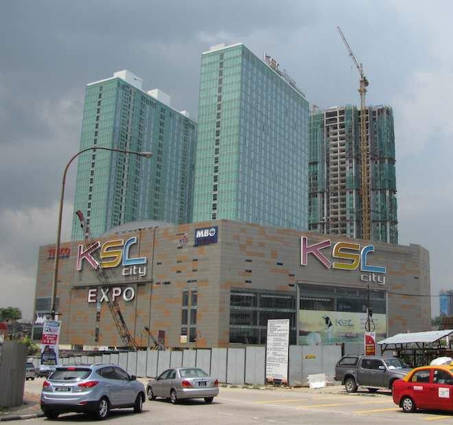 KSL Mall, Hotel and Condo Complex