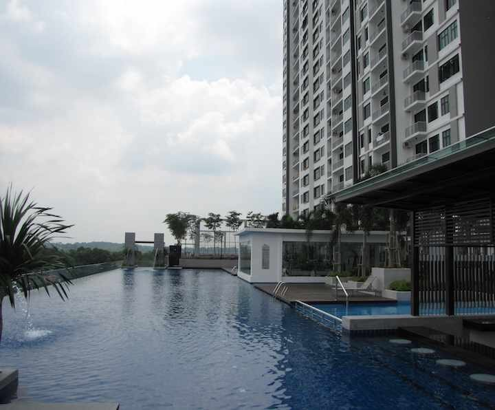 Poolside at Sky Executive Suites