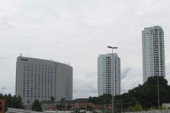 photo of Indah Samudra Condo and Thistle Hotel