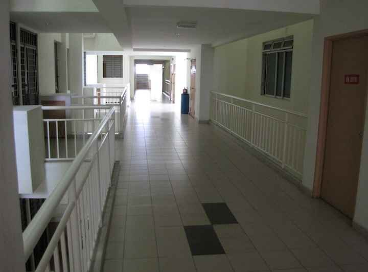 photo of typical floor common area